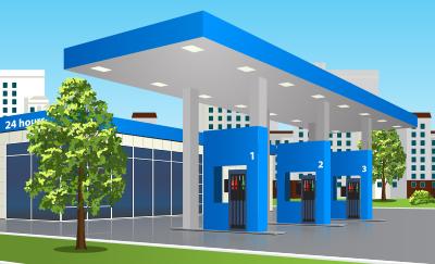 首都圏を中心としたガソリンスタンド受託管理サービスです